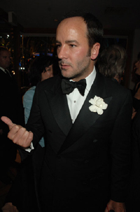 Tom Ford at Oscars