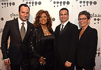 Tom Ford, Patti LaBelle and Neil Guiliano