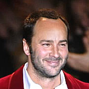 Tom Ford is the second recipient of the Rodeo Drive Walk of Style Award.
