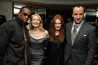 Tom Ford and his guests