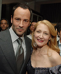 Tom Ford Patricia Clarkson