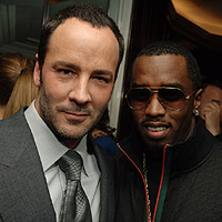 Tom Ford Sean Combs