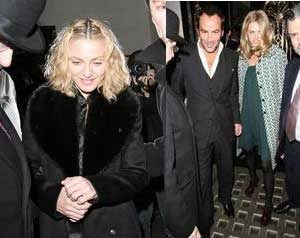 Tom Ford with friends