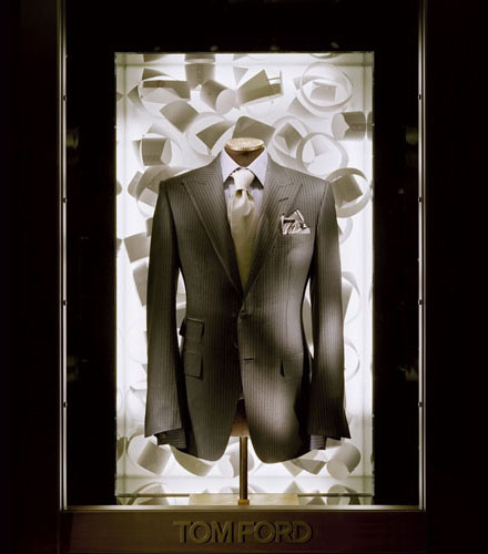 Suit of Tom Ford