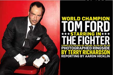 Tom Ford boxing
