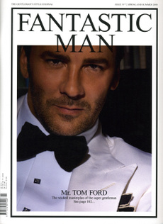 Tom Ford on cover
