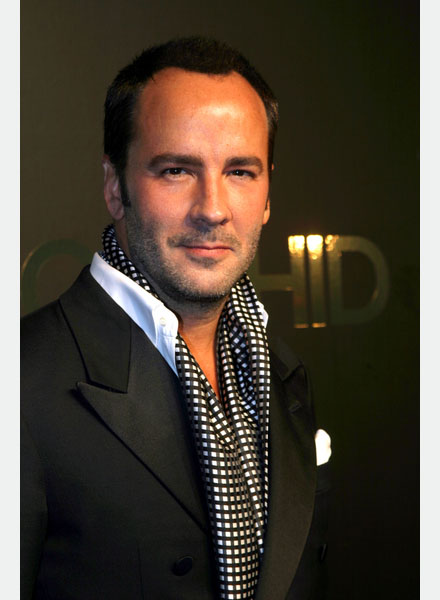 Tom ford himself