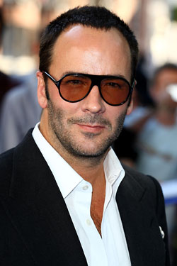 Tom Ford with sunglasses
