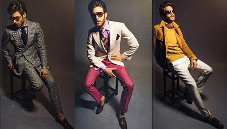 Fashion models of Tom Ford