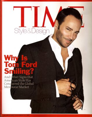 Tom Ford and Time