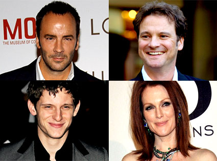 Tom Ford director and actors