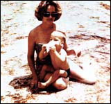 Tom Ford and his mother