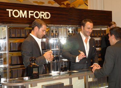 Tom Ford in London