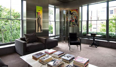 Tom Ford's London Townhouse