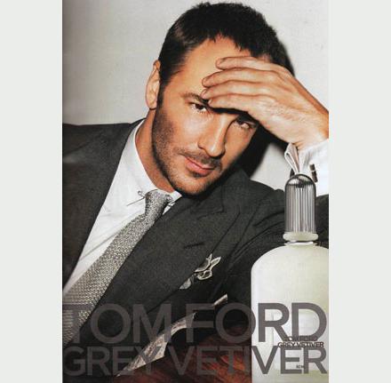 Grey Vetiver Tom Ford