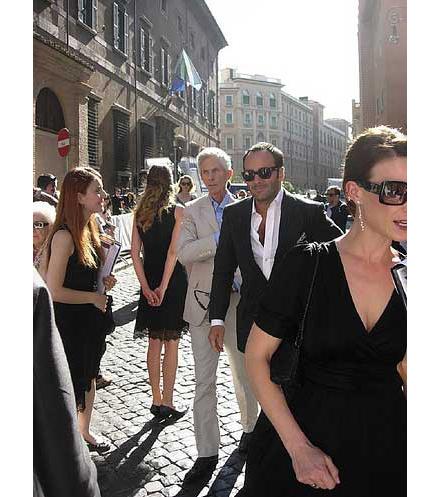 Tom Ford in Venice