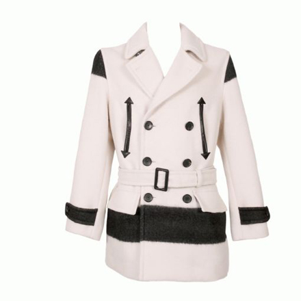 Tom Ford's Sailorcoat