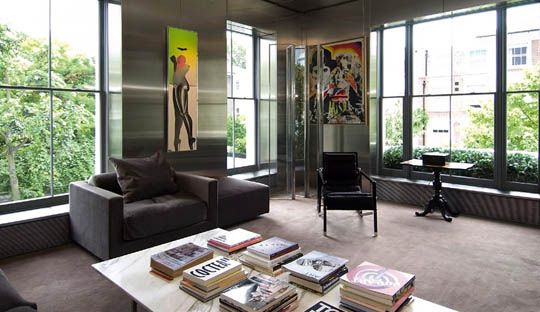 Tom Ford's home