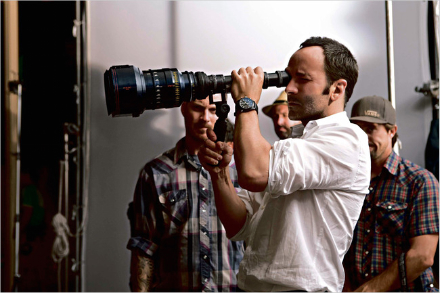 Tom Ford as film director