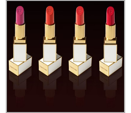 Tom Ford Private Blend Lip Color Collection
