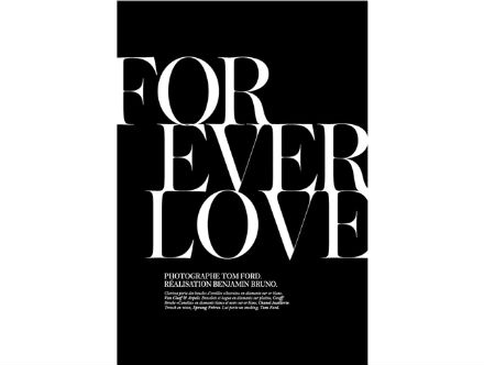Tom Ford - Forever Love