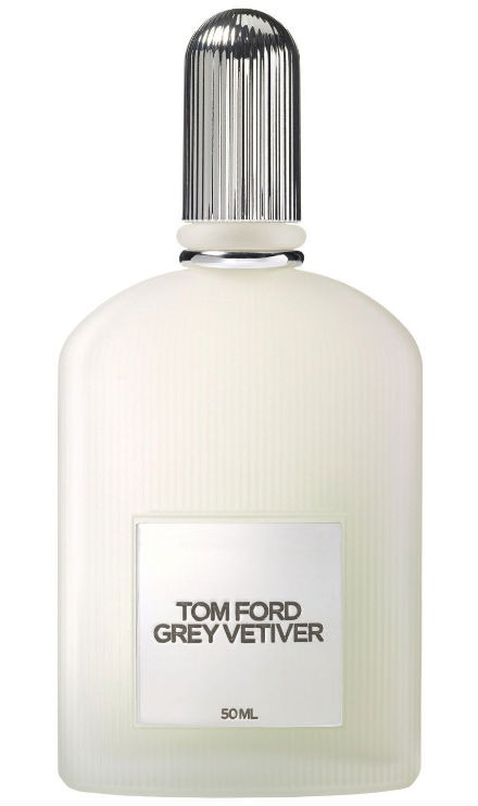 Grey Vetiver of Tom Ford