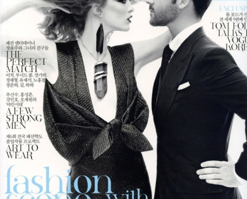 Tom Ford on Vogue