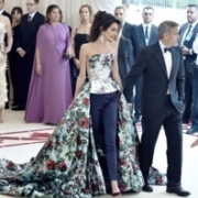 Tom Ford is furious with Amal Clooney for her last-minute Met Gala wardrobe change