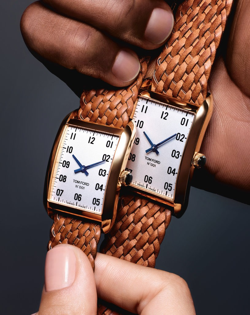 2 Tom ford watches