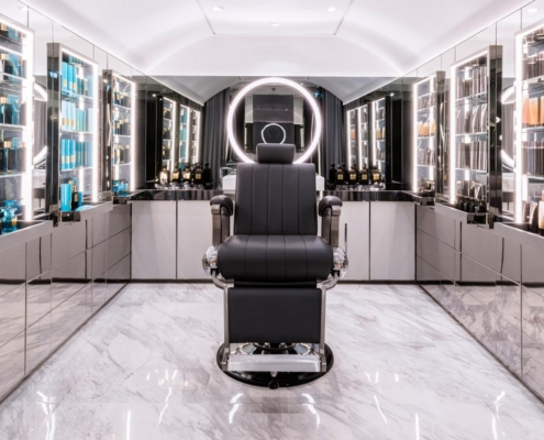 Tom Ford beauty store