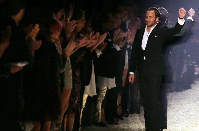 2015 fashionshow Tom Ford