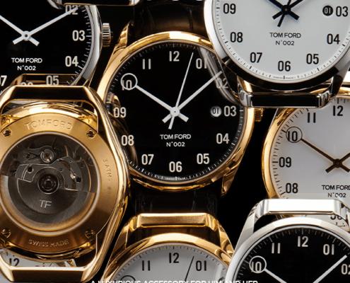 THE TF 002 TIMEPIECE