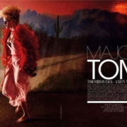 Tom Ford spring 2011 Editoral in W Magazine