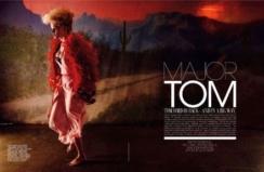 Tom Ford spring 2011 Editoral in W Magazine